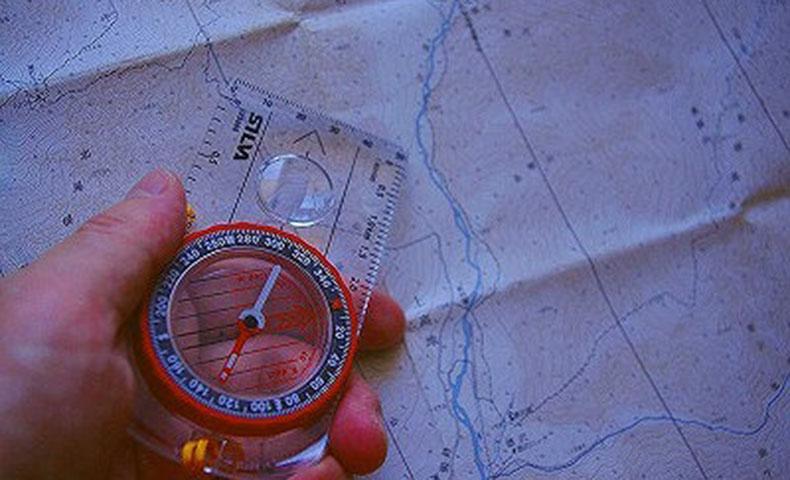 地図読み ミステリーハイク
