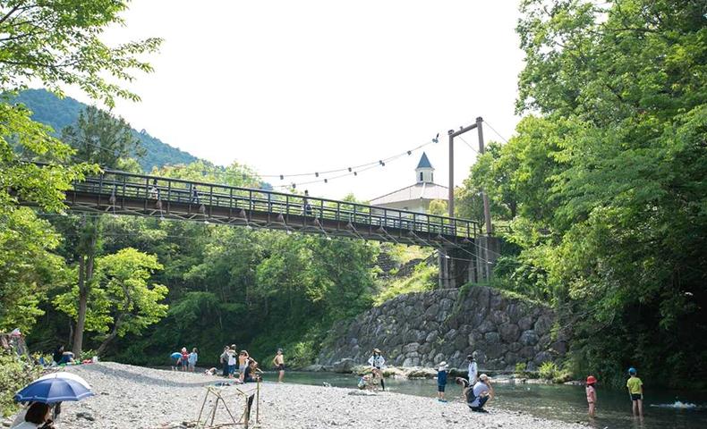 奥伊勢フォレストピア 薗川