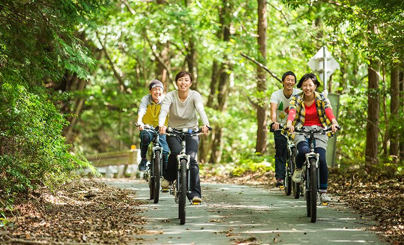 サイクリング バイク