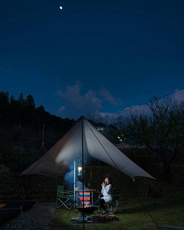 フォレストピア キャンプ